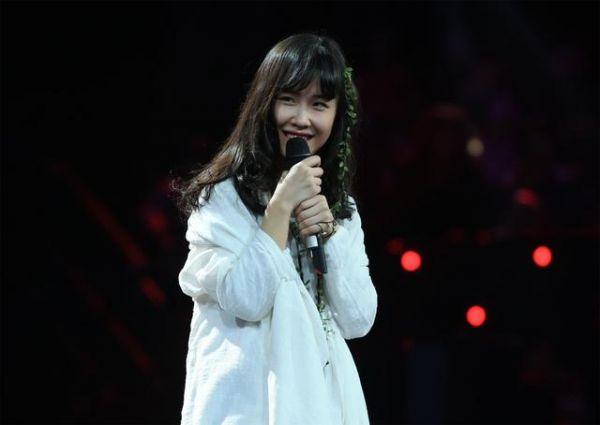 裸儿苏运莹祁紫檀 中国好歌曲第二季被评三大