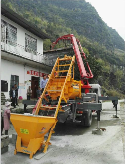 混凝土泵车如何更换滤清器,四川混凝土泵车订购价格多少钱